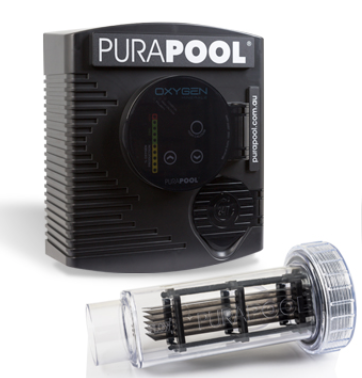 The Purapool Oxygen Minerale is available from your local Gold Coast pool builders, Cozy Pools.